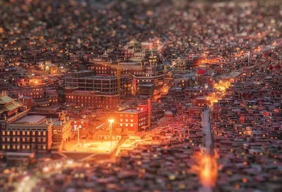 【四色丹稻】稻城亚丁 四姑娘山 甲居藏寨 色达 新都桥环线深度4~6人8日之旅